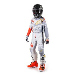 Pack Alpinestars Racer Scream Gator LE Niño (2018)