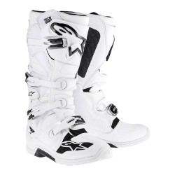 Botas Alpinestars Tech 7 - Blanco