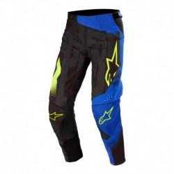 Pantalon Alpinestars Techstar Factory 2020 (Negro/Azul Oscuro)
