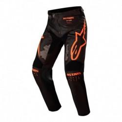 Pantalon Alpinestars Racer Tactical 2020 (Negro/Naranjo)