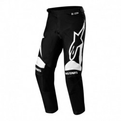 Pantalon Alpinestars Racer Supermatic 2020 (Negro/Blanco)