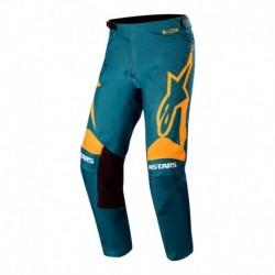Pantalon Alpinestars Racer Supermatic 2020 (Azul Petrol)