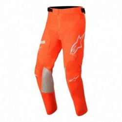 Pantalon de niño Alpinestars Racer Tech 2020 (Naranjo)