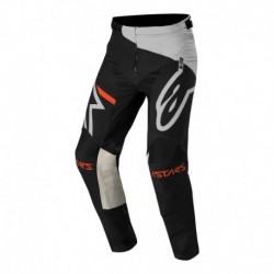 Pantalon de niño Alpinestars Racer Compass 2020 (Negro/Gris Claro)