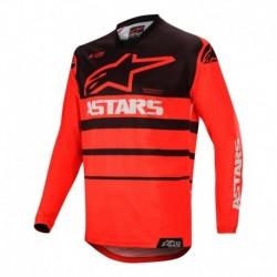 Polera Alpinestars Racer Supermatic 2020 (Rojo)