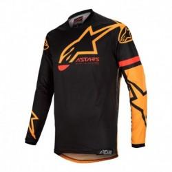 Polera Alpinestars Racer Tech Compass 2020 (Negro)