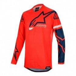 Polera Alpinestars Racer Tech Compass 2020 (Rojo)