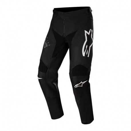 Pantalon de niño Alpinestars Racer Graphite 2020 (Negro)