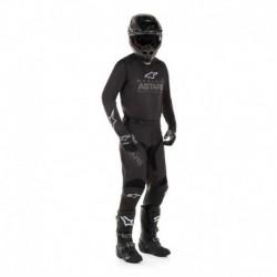 Traje Alpinestars Racer Graphite 2020 (Negro)