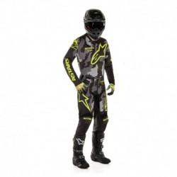 Traje Alpinestars Racer Tactical 2020 (Amarillo)