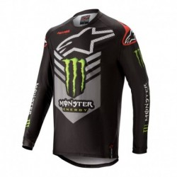 Polera Alpinestars Racer Tech Monster Ammo 2020