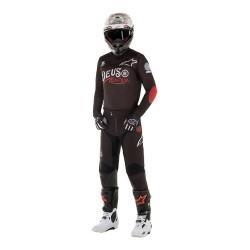 Traje Alpinestars Racer Tech Deus 2020 (Negro)