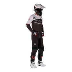 Traje Alpinestars Racer Tech Deus 2020 (Blanco)