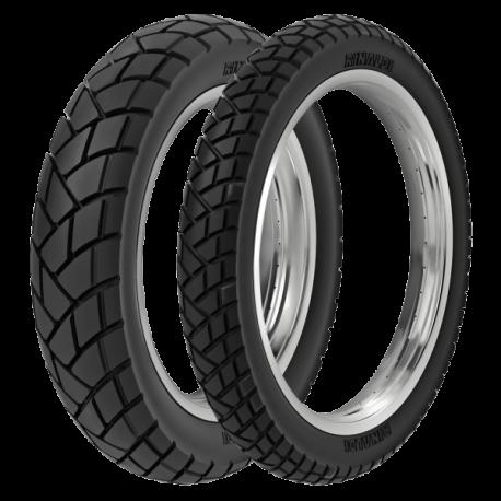 Neumático Rinaldi 120/80*18 R34