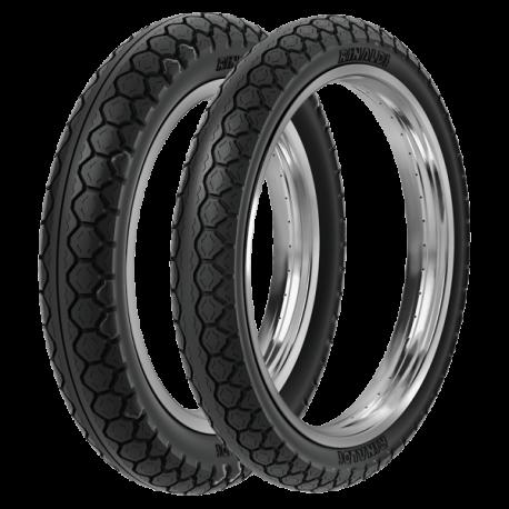 Neumático Rinaldi 110/80*18 PD29