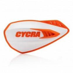Cubremanos Cycra Cyclone (Naranjo/Blanco)