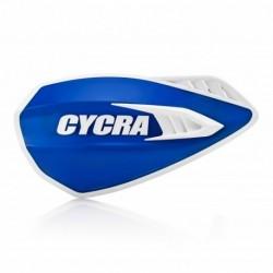 Cubremanos Cycra Cyclone (Azul/Blanco)