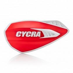 Cubremanos Cycra Cyclone (Rojo/Blanco)