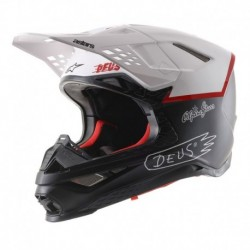 Casco Alpinestars S-M8 Deus Ex Machina