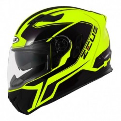 Casco Zeus ZS813 AN6 (Amarillo)
