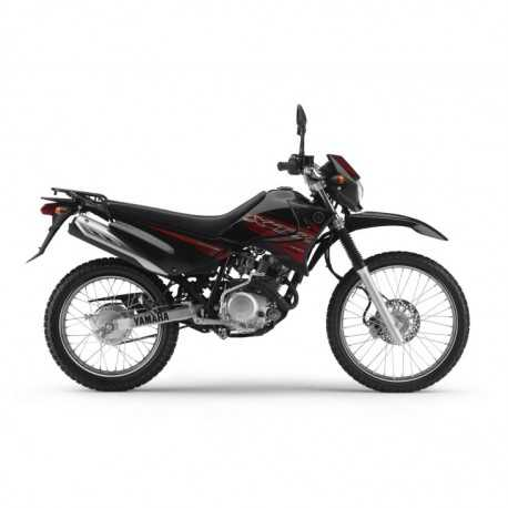 Yamaha XTZ-125E