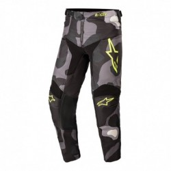 Pantalon de niño Alpinestars Racer Tactical 2021 (Amarillo)