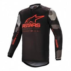 Polera Alpinestars Racer Tactical 2021 (Rojo)