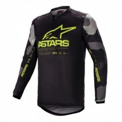 Polera Alpinestars Racer Tactical 2021 (Amarillo)
