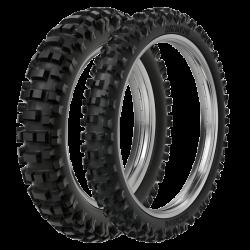 Neumático Rinaldi 80/100*21 RMX35 CAP. B (51M)