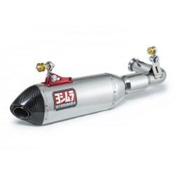Escape Yoshimura Polaris (RZR9) RS-4 Stainless/Stainless Slip On