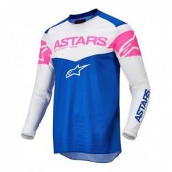 Pantalon Alpinestars Racer Supermatic 2021 (Gris Claro)