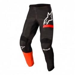 Pantalon Alpinestars Techstar Phantom 2021 (Negro/Blanco)