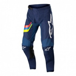 Pantalon de niño Alpinestars Racer Braap 2021 (Azul Oscuro)
