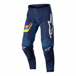 Pantalon de niño Alpinestars Racer Braap 2021 (Gris Claro)