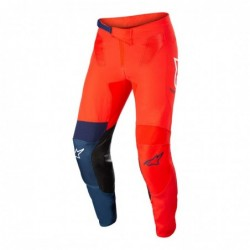 Polera de niño Alpinestars Racer Blaze 2021 (Naranjo)