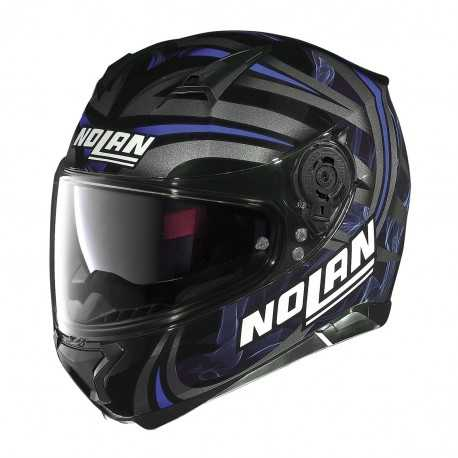 2c8e7ca7c410a Casco Nolan N87 Ledlight N-Com - U-Bike Motos