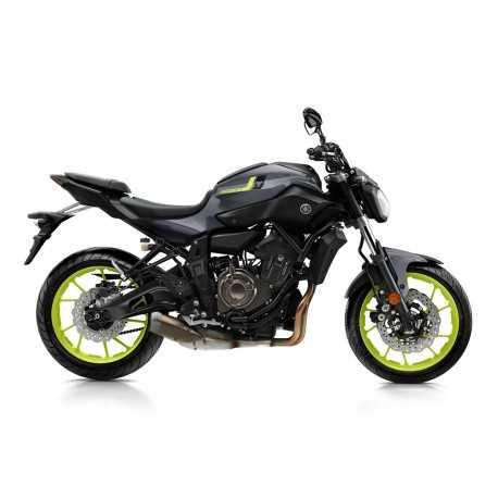 Yamaha-MT07 A