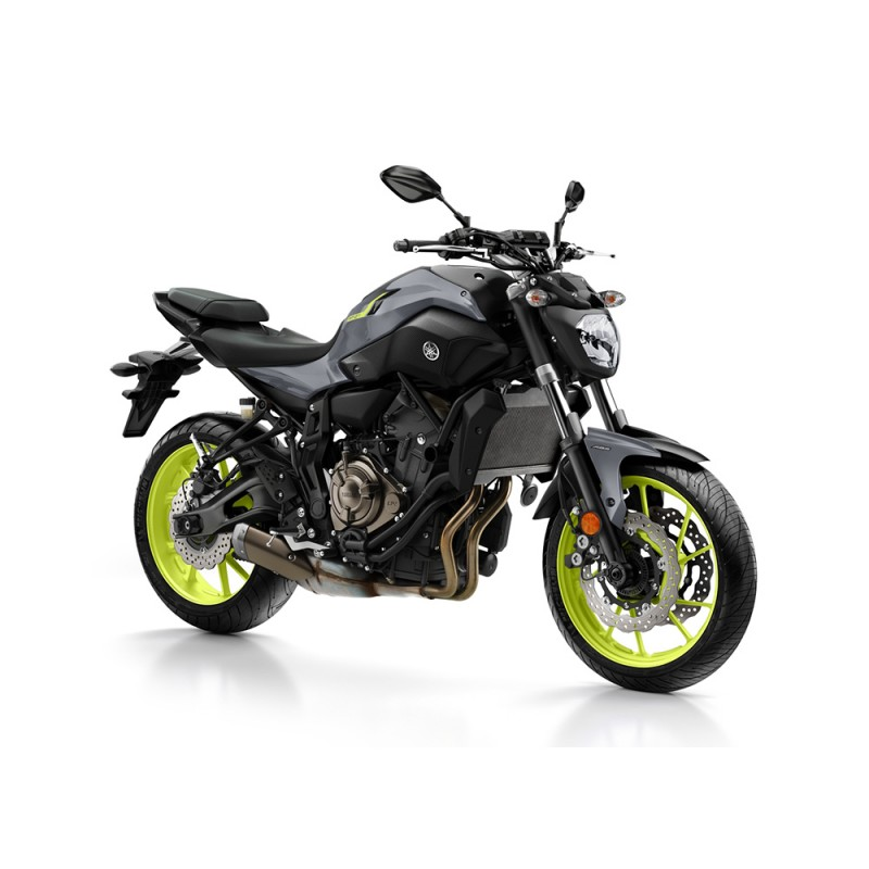 yamaha mt 07a 2018 u bike motos. Black Bedroom Furniture Sets. Home Design Ideas