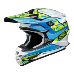 Casco Shoei VFX-W Turmoil