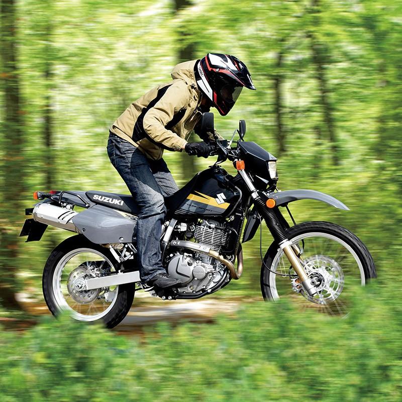 Suzuki Solo Bike