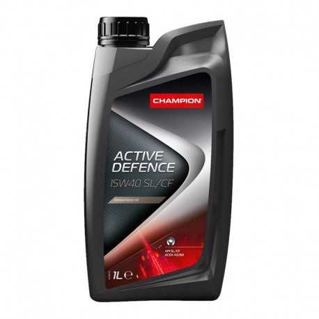 Aceite Champion Active Defence 15W40 SL/CF 1lt
