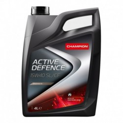 Aceite Champion Active Defence 15W40 SL/CF 4lts