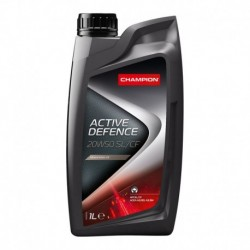 Aceite Champion Active Defence 20W50 SN/CF 1lt