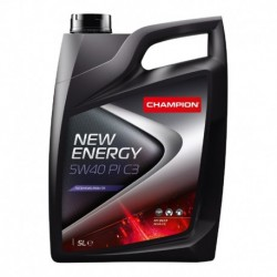 Aceite Champion New Energy 5W40 PI C3 5lts