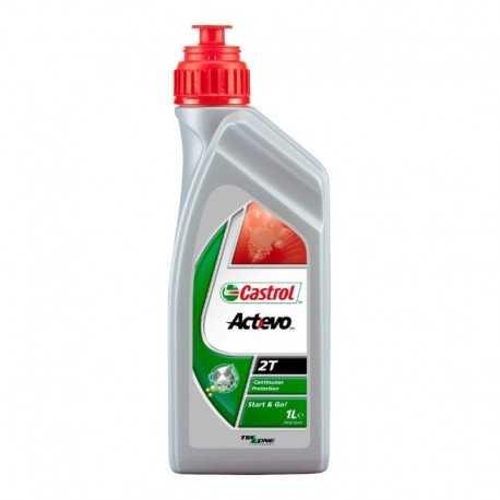 Aceite Castrol Actevo Part Synthetic 2T 1qt