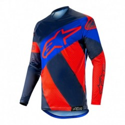 Polera Alpinestars Racer Tech Atomic (2019)