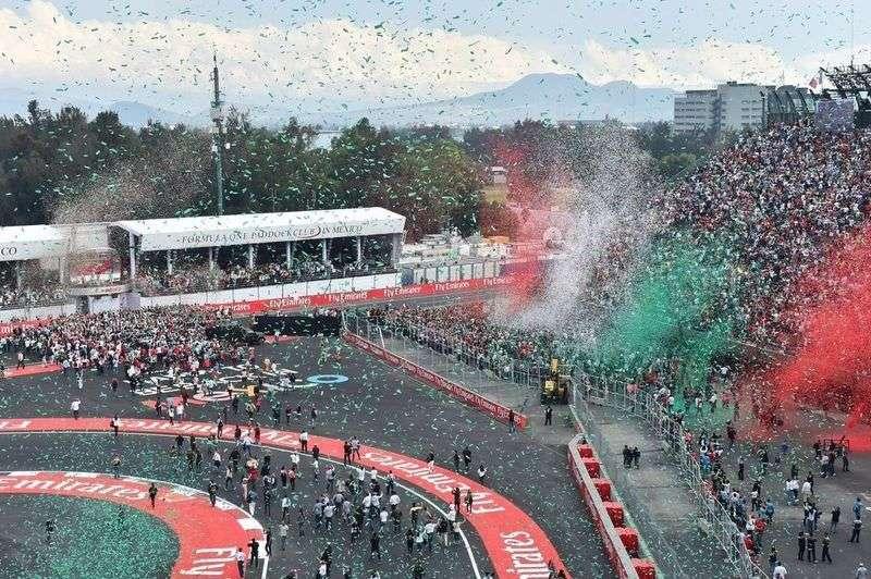 Circuito Hermanos Rodríguez de México