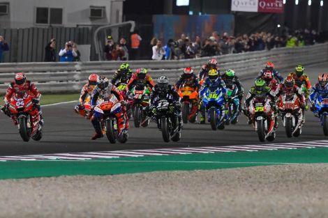 La carrera de MotoGP™ en Qatar