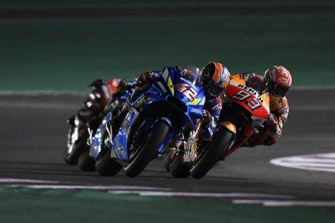 En 15 minutos: el Gran Premio VisitQatar de MotoGP